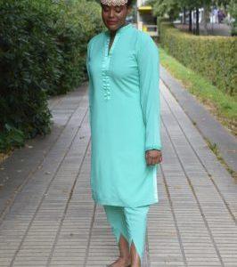 tunique Yasmeena Jhamaan