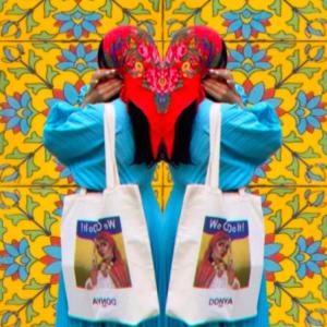 TOTBAG DONYA PARIS JUA&CO store