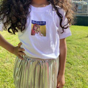 Tshirt enfant DONYAPARIS JUA&CO