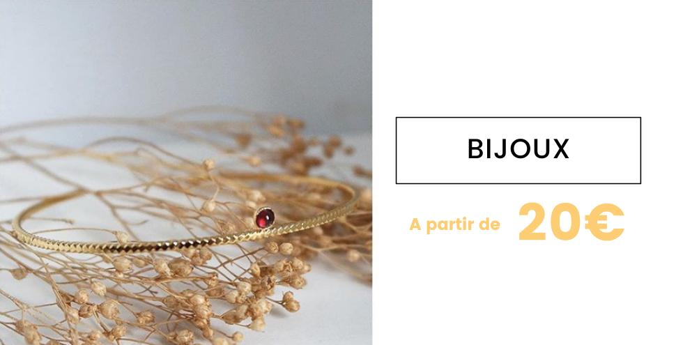 slide bijoux JUA&CO