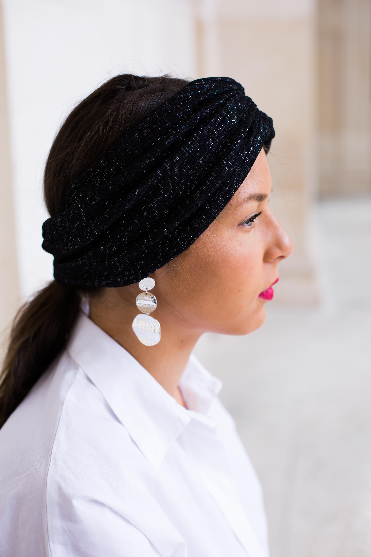 YiyiLai sans Couture Bandeau Turban Unisexe Imprim/é Tour de Cou