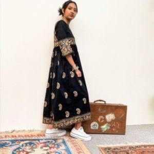 Robe Soraya Jhamaan JUA&CO #5