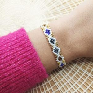 bracelet pm lagune sur JUA&CO