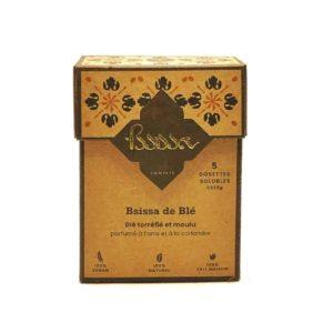 Boite dosettes 25g Bsissa Blé sur JUA&CO