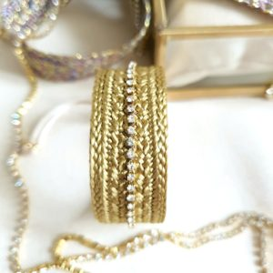 Bracelet passementerie