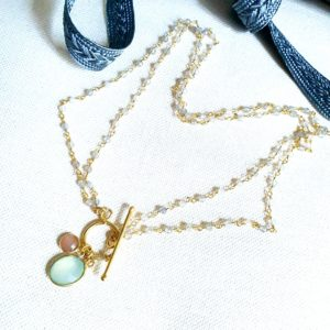 Collier JAWAR de Bijoux de Fée sur JUA&CO