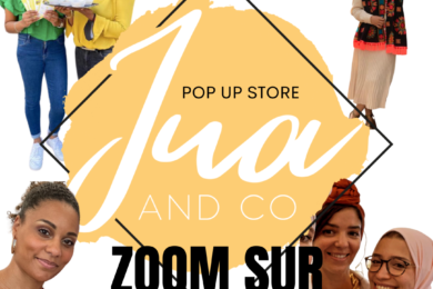 Zoom sur les exposants à notre POP UP STORE JUA&CO
